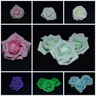 Голяма силиконова роза- Чашка