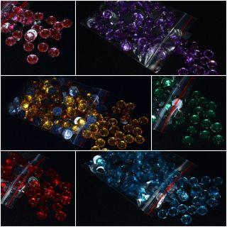 Цветни камъни 1.2см
