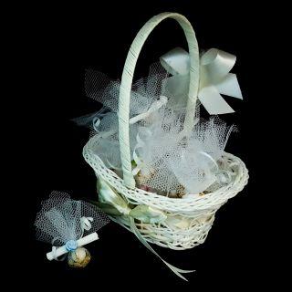 Сватбени кошници