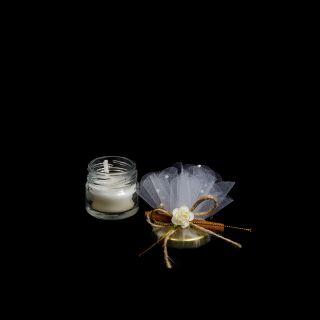 Бурканче със свещ №2